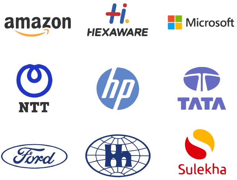 Companies our students work | Crampete